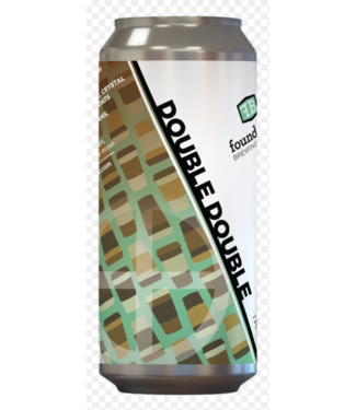 Foundation Foundation Brewing Double Double (4pk 16oz cans)