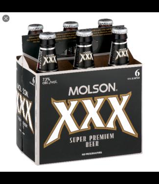 Molson Molson XXX (12pk 11.5oz bottles )