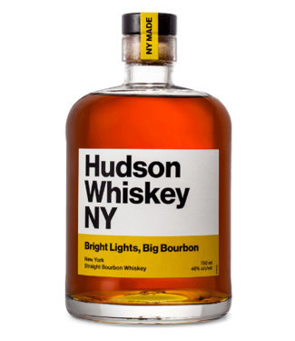 Hudson Hudson Whiskey NY Bourbon Bright Lights, Big Bourbon 750