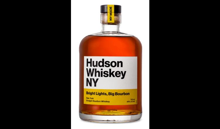 Hudson Hudson Whiskey NY Bourbon Bright Lights, Big Bourbon 750