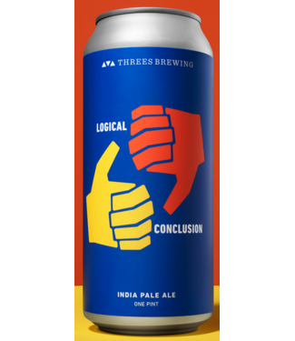 Threes brewing Threes Brewing Logical Conclusion (4pk 16oz cans)