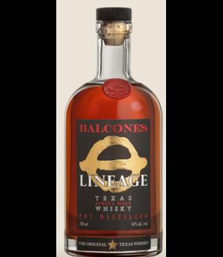 Balcones Balcones Lineage Single Malt  750ml