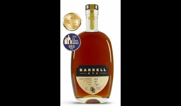 Barrell Barrell Rye Batch #003