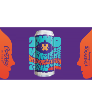 Cape May Cape May / Tonewood Brewing Two Versions of Me (4pk 16oz cans)