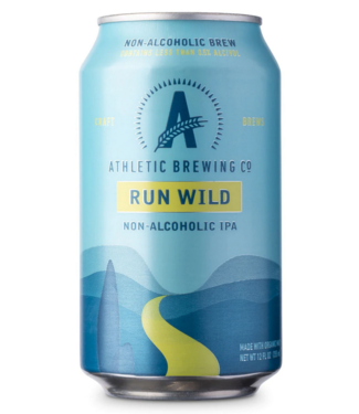 Athletic Brewing Athletic Brewing Run Wild (6pk 12oz cans)