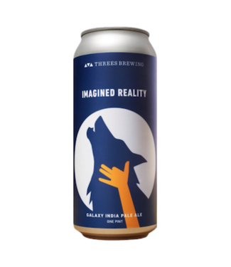 Threes brewing Threes Brewing Imagined Reality (4pk 16oz cans)