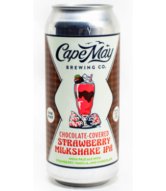Cape May Cape May Brewing Chocolate-Covered Strawberry Milkshake (4pk 16oz cans)