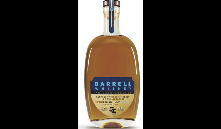 Barrell Cambridge Wines Private Label Barrell Whiskey  Tokaji Finished 750ml