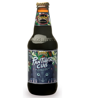 Founders Founders Panther Cub (4pk 12oz bottles)
