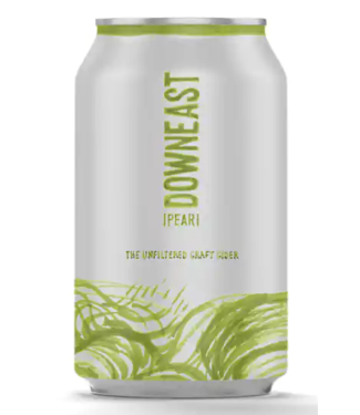Downeast Downeast Pear Cider (4pk 12oz cans)
