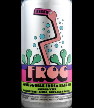 Aslin Aslin Fizzy Frog (4pk 16oz cans)