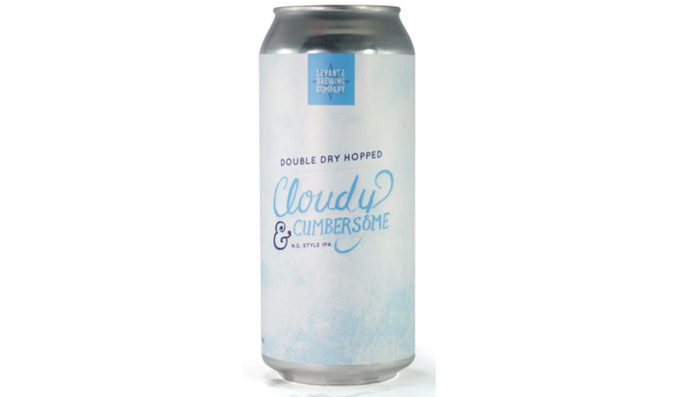 Levante Levante DDH Cloudy and Cumbersome (4pk 16oz cans)