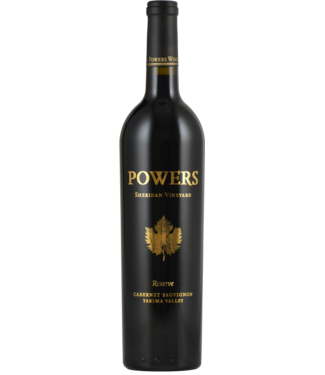 Powers Powers Winery, Yakima Valley Cabernet Reserve Sheridan Vineyard
