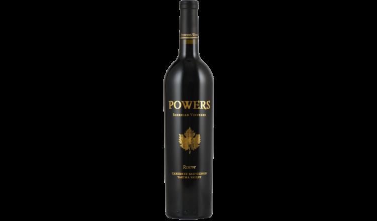 Powers Powers Winery, Yakima Valley Cabernet Reserve Sheridan Vineyard