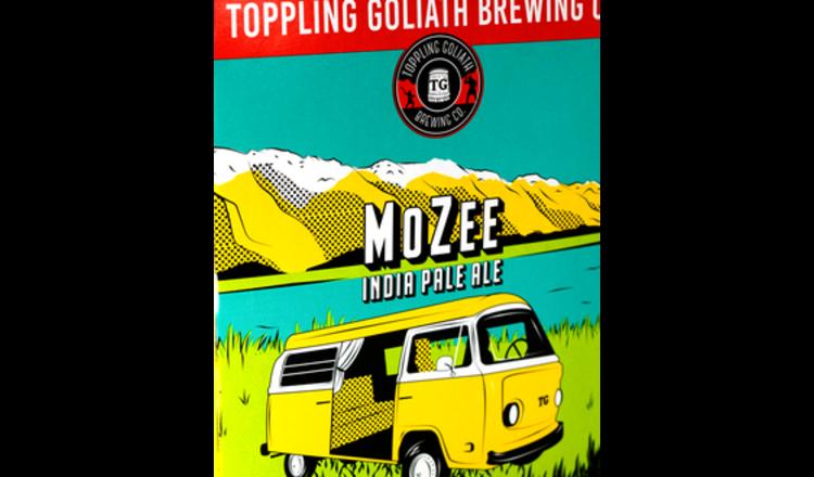 Toppling Goliath Toppling Goliath Mozee (4pk 16oz cans)
