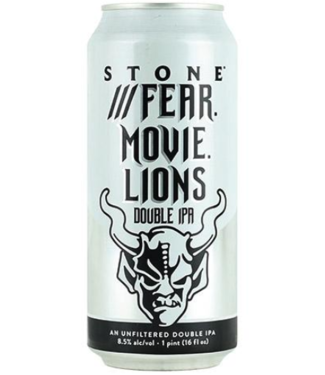 Stone Stone Fear Movies Lions (6pk 16oz cans)