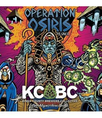 KCBC KCBC Operation Osiris (4pk 16oz cans)