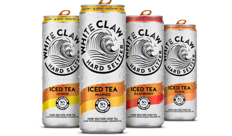 White Claw White Claw Iced Tea (12pk 12oz cans)