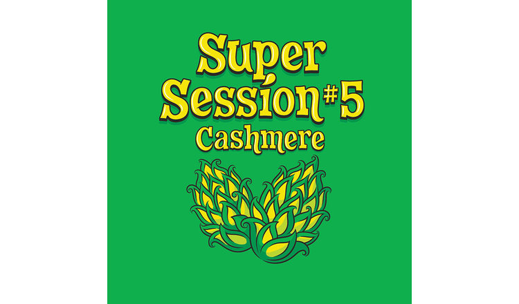 Lawsons Lawsons Super Session #5 Cashmere (4pk 16oz cans)