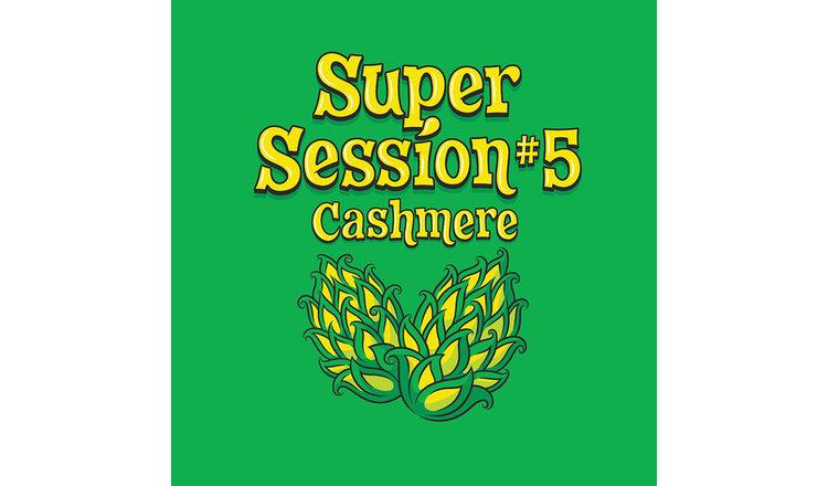 Lawsons Lawsons Super Session #5 Cashmere (12pk 12oz cans)