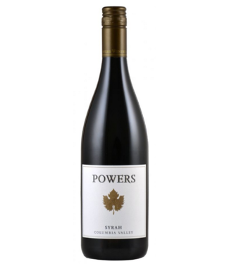 Powers Powers Winery, Columbia Valley Syrah