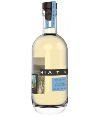 Hiatus Hiatus Tequila Reposado Tequila 100% de Agave 750ml