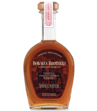 Bowman Brothers Small Batch Bourbon 750ml