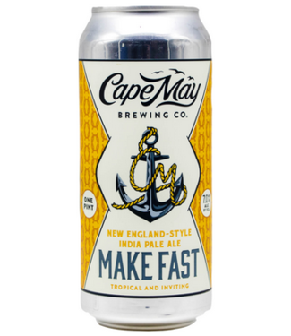 Cape May Cape May Make Fast (4pk 16oz cans)