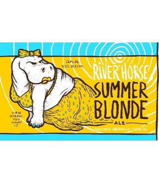 River Horse River Horse Summer Blonde (6pk 12oz cans)