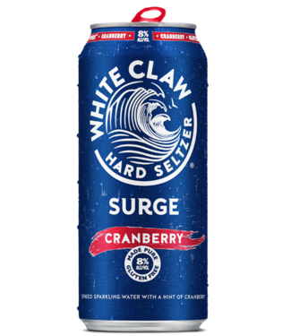 White Claw White Claw Surge Cranberry (4pk 16oz cans)