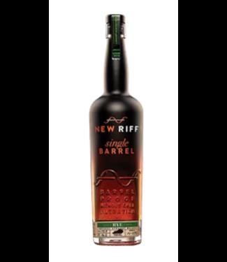 New Riff Distilling Single Barrel Rye 750ml