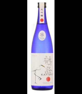 Kakurei Daiginjo Sake 720ml