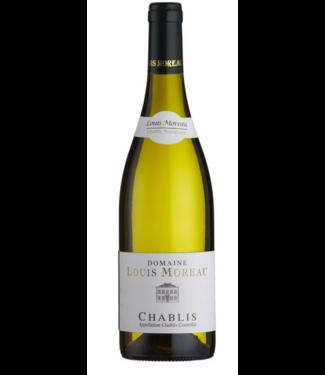 Domain Louis Moreau Chablis Vaillons 2018