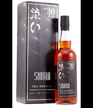 Shibui Japanese Whisky Shibui Single Grain 30Yr