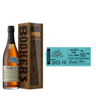 Bookers Bookers Donohoes Batch Bourbon 750ml
