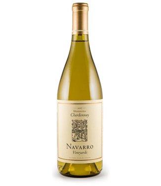 Navarro Vineyards Chardonnay Mendocino 2017