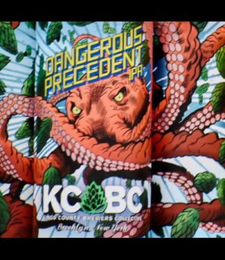KCBC KCBC Dangerous Precedent (4pk 16oz cans)