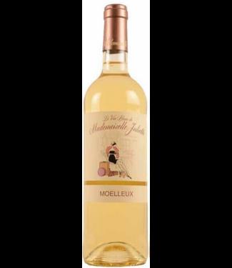 Moelleaux Mademoiselle 'Semisweet' Sauvignon Blanc