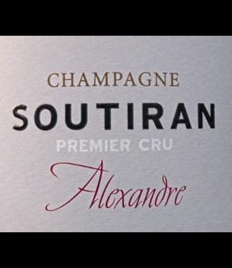 Champagne Soutiran, Champagne 1er Cru Brut Alexandre (NV)