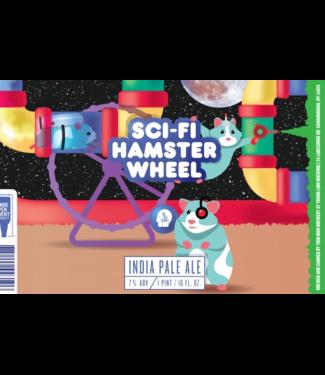 Thin Man Scifi Hamster Wheel (4pk 16oz Cans)