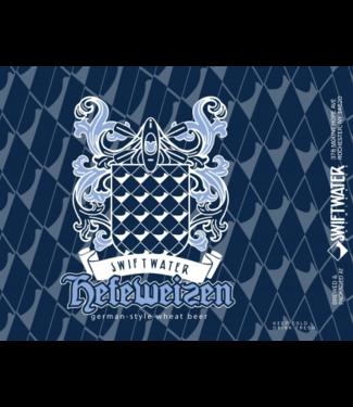 Swiftwater Hefeweizen (4pk 16oz cans)