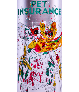 Non Sequitor Beer Project Non Sequitor Pet Insurance (4pk 16oz cans)