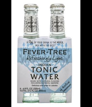 fevertree Fever Tree Indian Light  Tonic (4 pk 200ml)