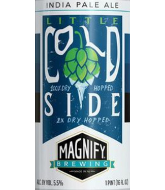 Magnify Magnify Little Cold Side (4pk 16oz cans)