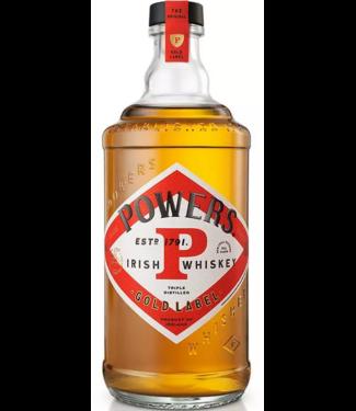 Powers Gold Label Irish Whiskey, 750ml
