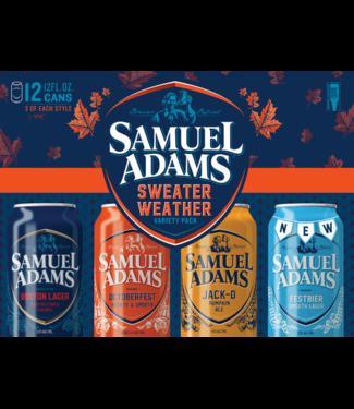 Sam Adams Sweater Weather (12pk 12oz bottles)
