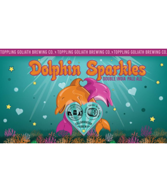 Toppling Goliath Toppling Goliath Dolphin Sparkles (4pk 16oz cans)