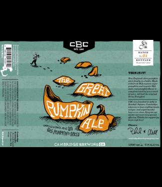 Cambridge Great Pumpkin (4pk 16oz cans)