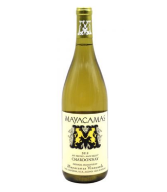 Mayacamas Mayacamas Chardonnay Mt. Veeder 2018