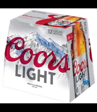 Coors Coors Light (12pk 12oz Btls)